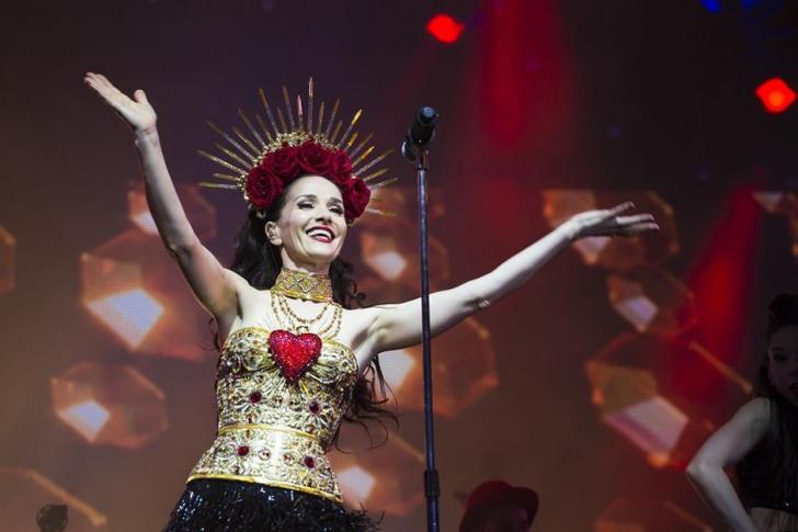 Cum arată acum Natalia Oreiro, actriţa din Înger Sălbatic?