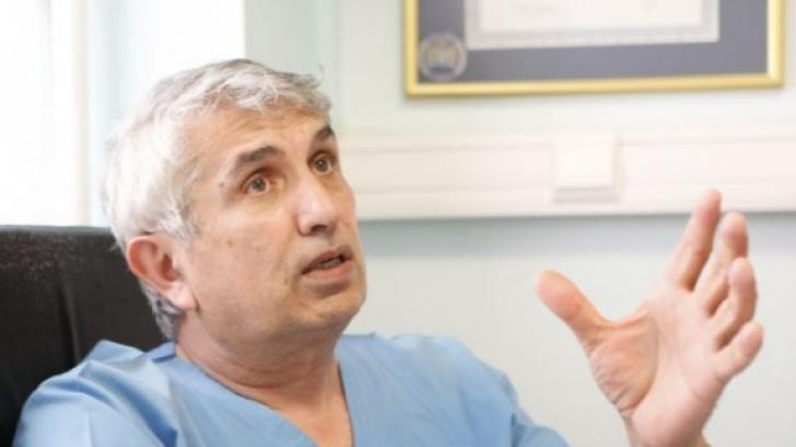 Doctorul Gheorghe Burnei, SUSPENDAT pentru 29 de zile din toate funcțiile de la UMF