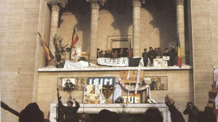 Revolutia din 1989. Timisoara