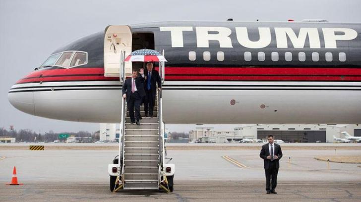 Avionul Trump