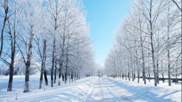 Iarna pune stăpânire pe toată țara. Prognoza meteo pentru miercuri și joi