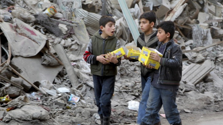 Povestea tânărului care a declanşat războiul din Siria