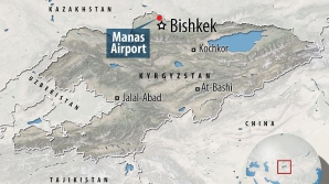 Tragedie lângă aeroportul din Bishkek