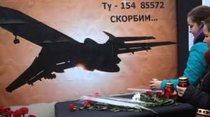 Avion prăbuşit în Marea Neagră