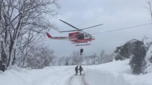 AVALANŞĂ ITALIA. Bilanţul operaţiunilor de salvare a fost revizuit