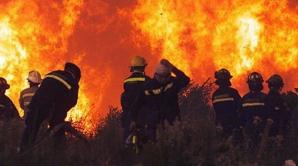 Incendii Chile