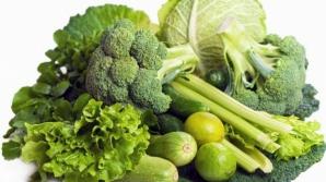 """""""Chimioterapia verde"""": Legumele verzi previn apariţia unor tipuri de cancer"""