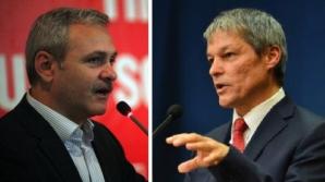 Liviu Dragnea vs Dacian Cioloş