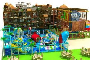 Cel mai mare mall pentru copii