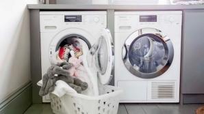 Ce se întâmplă dacă pui o aspirină în maşina de spălat