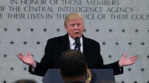 Abia instalat la Casa Albă, Donald Trump atacă presa
