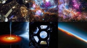 Cele mai frumoase imagini realizate de NASA în 2016