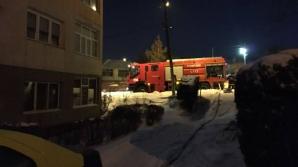 O femeie din Medgidia a murit după ce apartamentul în care locuia a luat foc