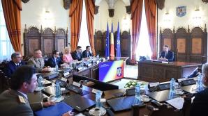 Ședință CSAT pentru avizarea bugetelor instituţiilor cu atribuţii în securitatea naţională - Foto: Administratia Prezidentiala