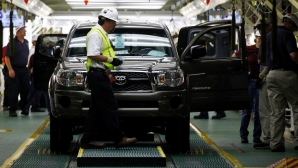 Toyota coboară pe locul 2 în ierarhia auto mondială