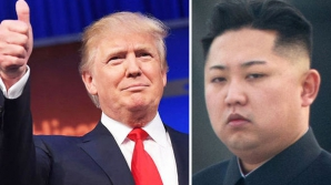 Donald Trump vs Kim Jong-Un