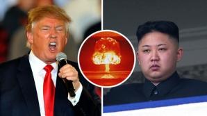 Coreea de Nord, ameninţare pentru Trump