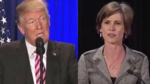 Trump l-a demis pe procurorul general interimar