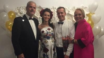 Fiul lui Adrian Năstase, Andrei, s-a căsătorit