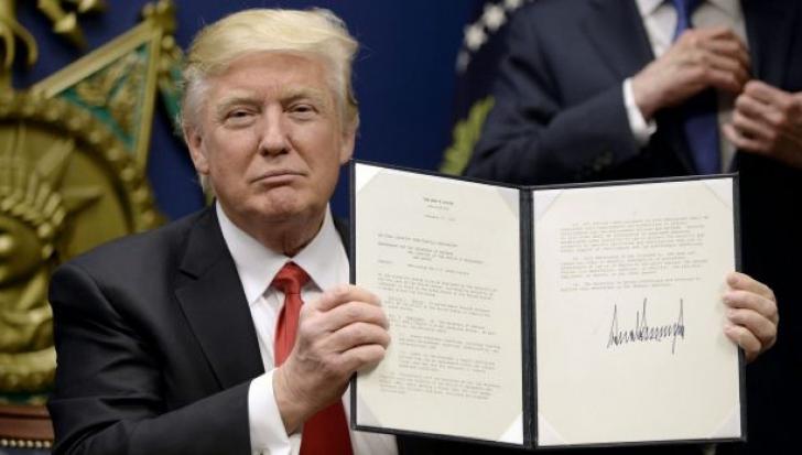 Ura, filtrată de interese? Interdicția lui Trump exclude țări în care are afaceri