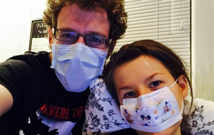"""""""Sunt alergică la soțul meu"""" – Drama unei femei care suferă de o boală rară"""