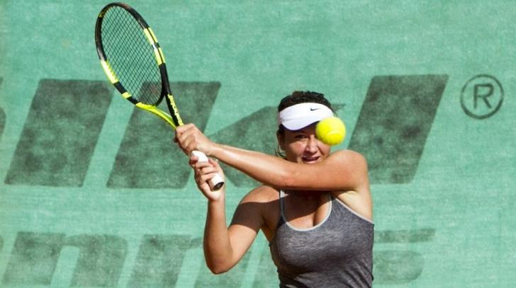 Ana Bogdan și Loredana Roșca, în finala de dublu a turneului de la Andrezieux--Boutheon