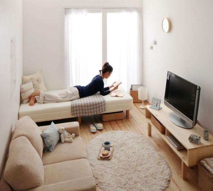 Locuieşti într-o garsonieră?Iată cum o poţi mobila ca să câştigi şi spaţiu, şi cât mai mult mobilier