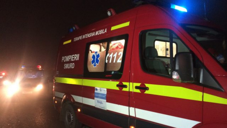 Accident în Timișoara