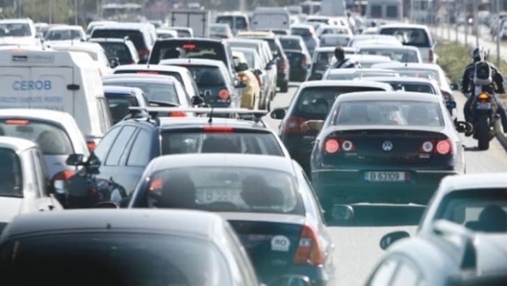 Haos în Capitală: traficul din centrul Bucureștiului, complet blocat! Semafoarele nu funcționează