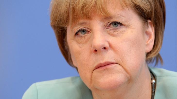 Angela Merkel reacţionează la discursul premierului britanic cu privire la Brexit