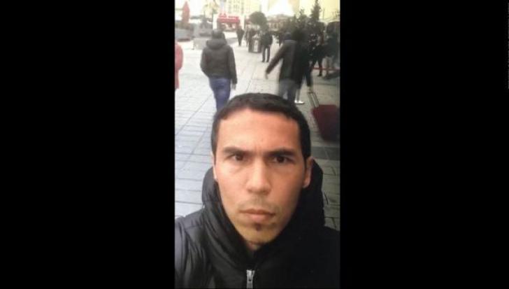 Turcii au publicat o filmare cu principalul suspect al atacului de la Istanbul