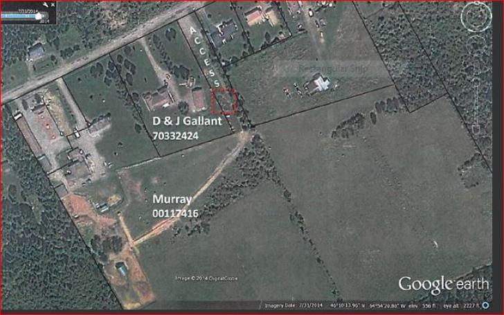 ULUITOR - o ceartă între vecini a ajuns vizibilă pe Google Earth. Ce se vede în imagini