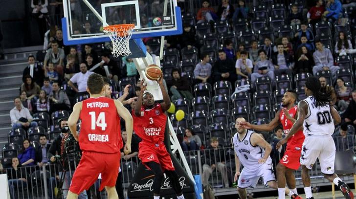 FIBA: Meciul dintre CSM Oradea și Kataja Basket considerat evenimentul săptamânii în baschet