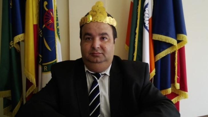 Dorin Cioabă, autointitulatul rege al romilor, cofirmat COVID: