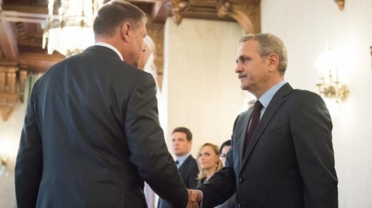 Cine îi ţine locul lui Liviu Dragnea, la şefia Camerei Deputaţilor, cât va fi plecat în SUA