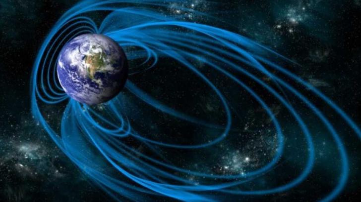 Inversarea polilor magnetici