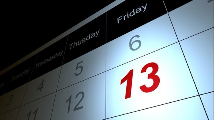 Mâine este vineri, 13. Nu vă alimentați mintea cu temeri! Ce ar trebui să faceți