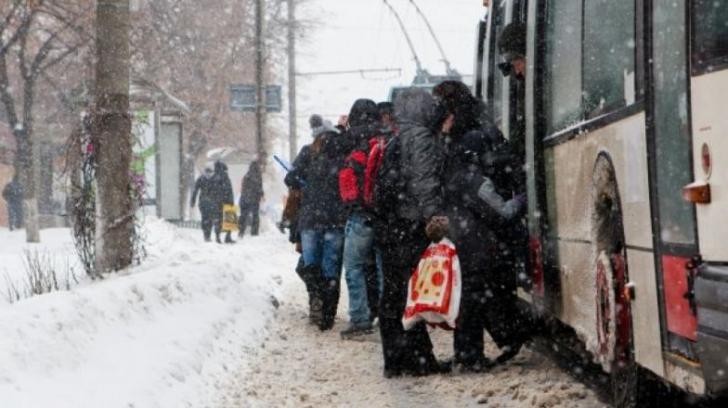 Decizia primăriei Galați: transportul în comun, gratuit, vineri, pentru evitarea aglomerației