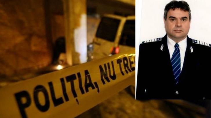 Clipe emoţionante la Cluj! Moment de reculegere păstrat de polițiști pentru colegul lor ucis