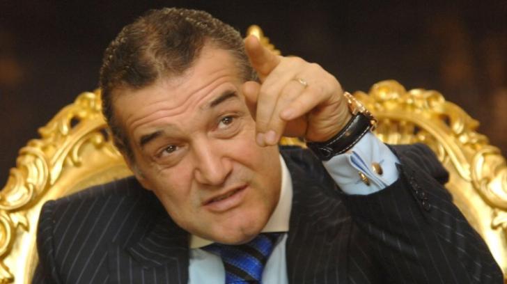 Gigi Becali, naşul Gabrielei Firea, a trimis executorii la Primăria Capitalei
