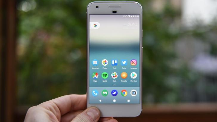 Noul telefon Google