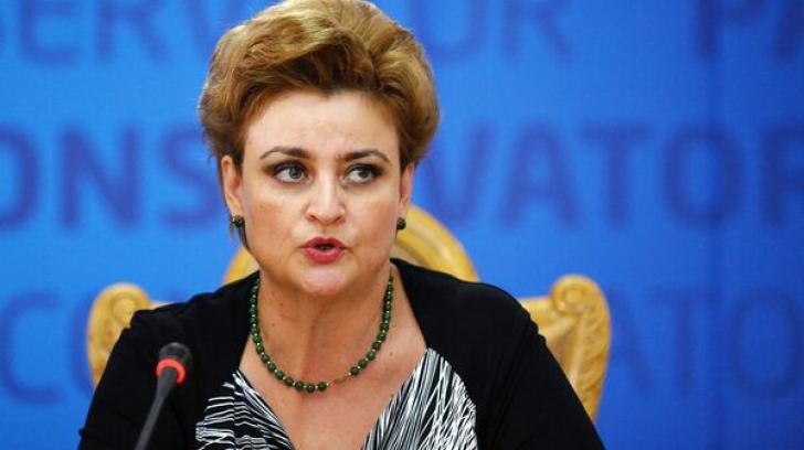 Graţiela Gavrilescu, propunerea ALDE pentru Ministerul delegat pentru Relaţia cu Parlamentul