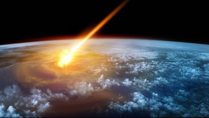 Scenariul care îngrozeşte lumea. Ce se întâmplă dacă un asteroid pică în ocean? E apocaliptic