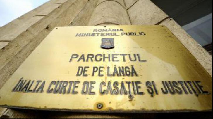 <p>Parchetul General</p>