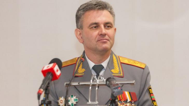 Noul lider separatist transnistrean: Nu vom accepta plecarea trupelor ruse