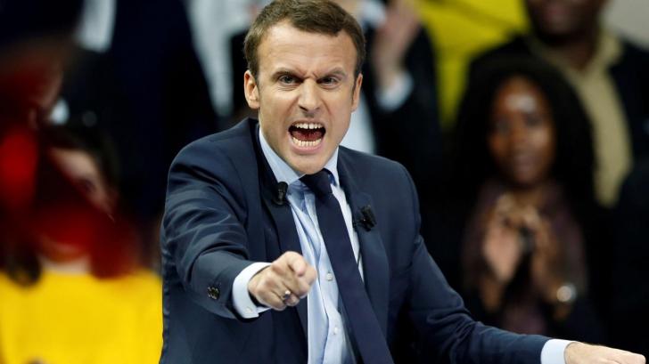 Independentul Emmanuel Macron ar putea deveni urmatorul presedinte al Frantei
