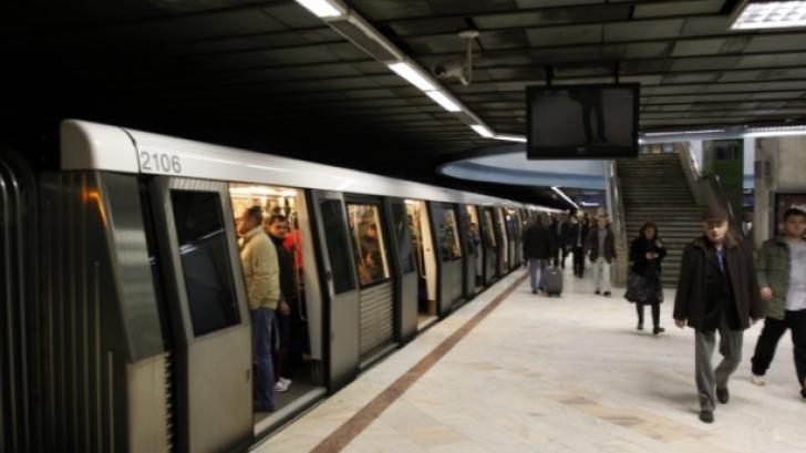 Patru stații de metrou vor fi închise, timp de o săptămână. Decizia anunţată de Metrorex