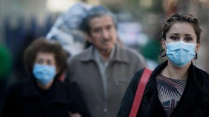 Masca devine obligatorie în Mureș, în spațiile deschise