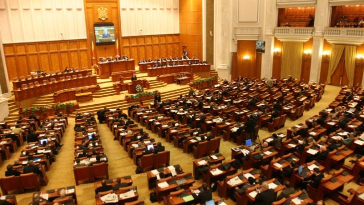 Parlamentul a aprobat ancheta parlamentară privind rectificările bugetare din 2016