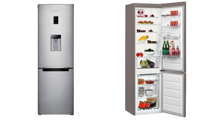 Cele mai tari reduceri la combine frigorifice, de la eMAG